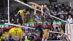 Volley: Superlega, tutti in campo domenica alle 18.00