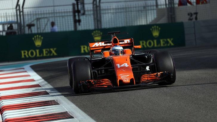 F1 McLaren, si accende il motore targato Renault