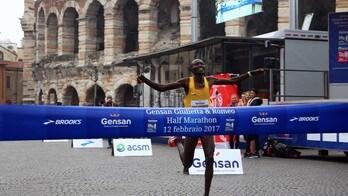 Gensan Giulietta e Romeo Half Marathon, 5 keniani si giocano la vittoria. Italia non pervenuta