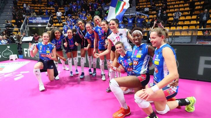 Novara: è finale ma con i brividi