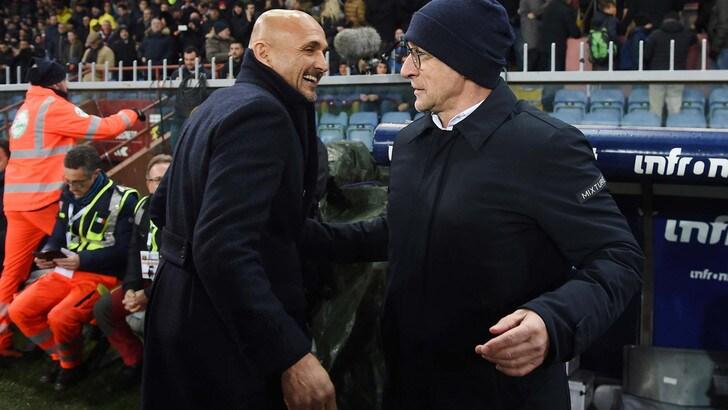 Serie A, Genoa Ballardini: «Siamo stati perfetti. Pandev? È unico»
