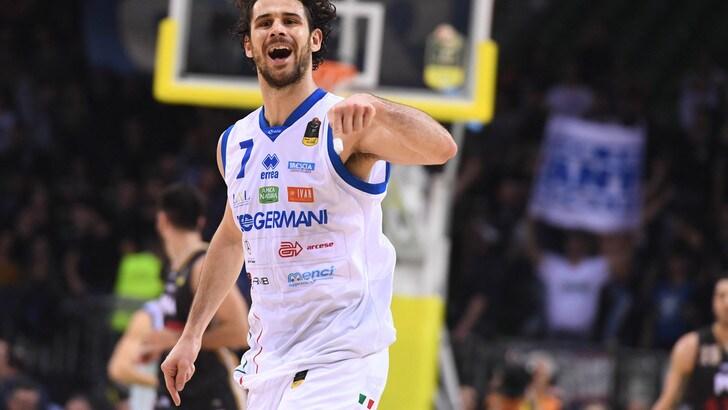 Final 8 di Coppa Italia: Luca Vitali decisivo, Brescia in finale