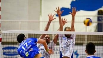 Volley: A2 Maschile, Pool B, la capolista Alessano lascia un punto a Mondovì