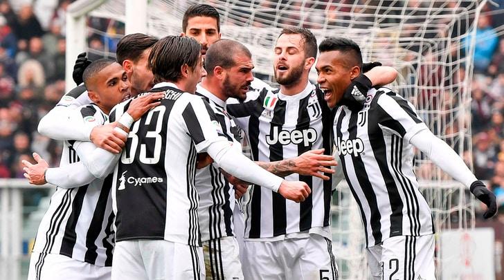 Cosa è successo in Torino-Juventus 0-1