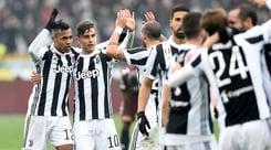 Juventus, Alex Sandro: «Abbiamo mentalità vincente»
