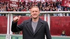 Torino, Glik tifoso durante il derby con la Juve