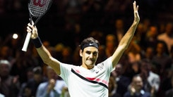 Tennis, Federer infinito: a Rotterdam il 97° titolo