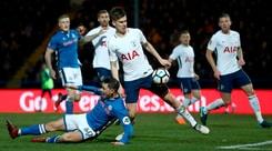 Tottenham con la testa alla Juve: in FA Cup è costretto al replay
