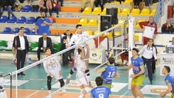 Volley: A2 Maschile, Pool B, per Gioia del Colle ed Ortona vittorie al tie break