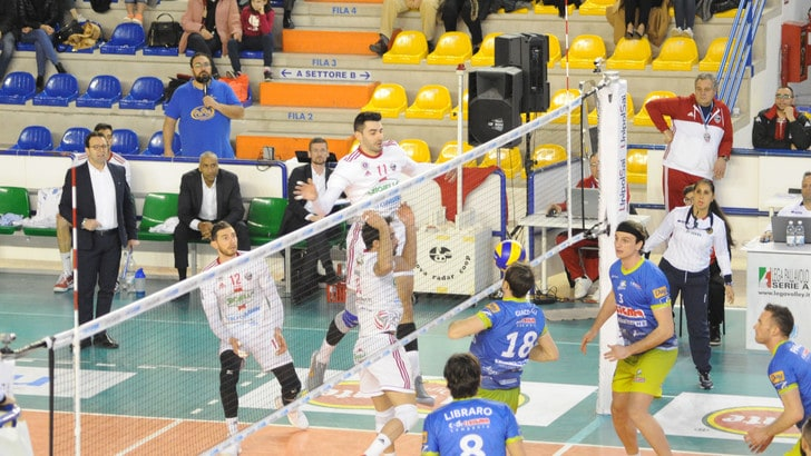 Volley: A2 Maschile, Pool B, per Gioia del Colle ed Ortona vittorie al tie break