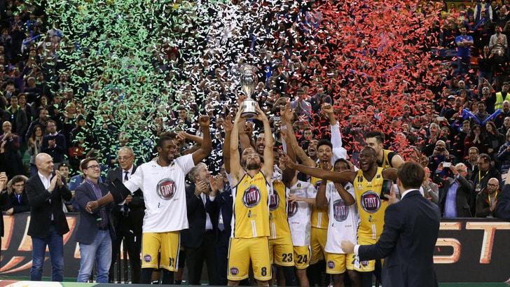 Final Eight di Coppa Italia: primo storico trionfo di Torino