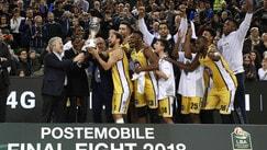 Basket Final Eight, la Fiat Torino vince la Coppa Italia 2018 a Firenze
