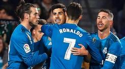 Liga, vittoria in rimonta per il Real Madrid: 5-3 al Betis