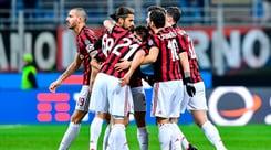 Serie A, Milan-Sampdoria 1-0: decide un gol di Bonaventura