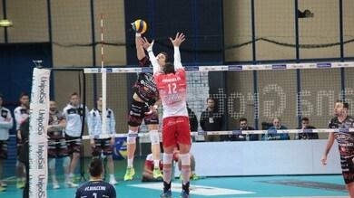 Volley: Superlega, ok Perugia e Civitanova, Trento fa il colpo a Modena