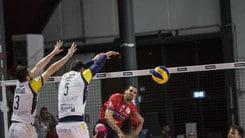 Volley: A2 Maschile, Pool A, Roma rischia ma vince, Tuscania supera Siena