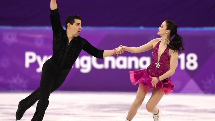 Danza, Cappellini-Lanotte quinti con record