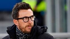 Roma, Di Francesco: «Contro il Chelsea il nostro apice»