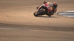 MotoGp Honda, Marquez: «Abbiamo lavorato tantissimo»