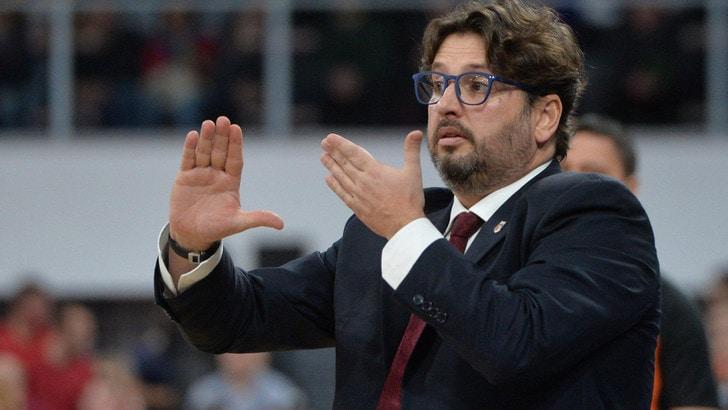 Basket Europeo, Trinchieri lascia il Bamberg