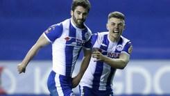FA Cup, la vittoria finale per il Wigan rimane a 40,00