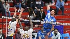 Volley: A2 Maschile, Pool A, Brescia torna a vincere contro Grottazzolina