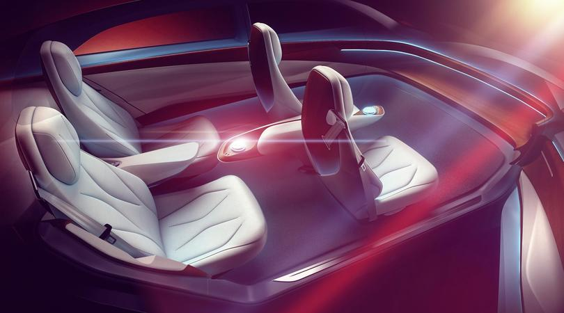 Volkswagen I.D. Vizzion, visioni di ammiraglia autonoma