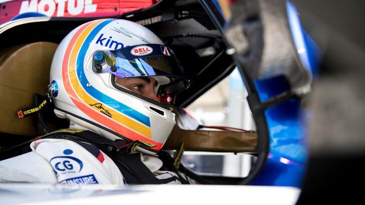 F1 McLaren, Alonso: «Voglio diventare campione del mondo della specialità»