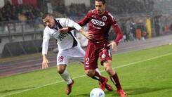 Serie B Cittadella, un turno di squalifica per Salvi e Varnier