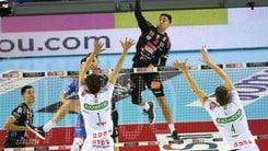 Volley: Superlega, la capolista Perugia attende Latina