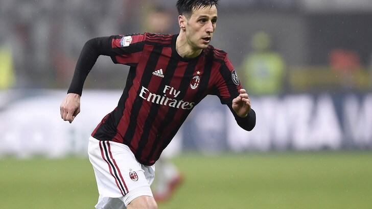 Serie A Milan, Kalinic recupera. Musacchio, stop precauzionale