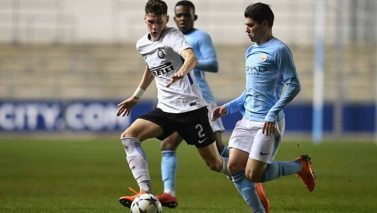 Youth League: Inter eliminata, Manchester City vince 4-3 ai rigori