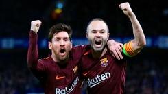 Juventus, Iniesta: «Buffon? Per me deve giocare tutta la vita»