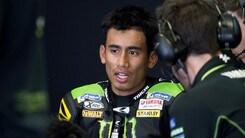MotoGp Yamaha, Syahrin nel Team Tech3 per la stagione
