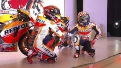 MotoGp Honda, Marquez: «Ci sarà da lavorare sodo in Qatar»