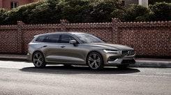 Volvo V60, l'evergreen familiare si rinnova