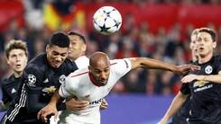 Champions League, Siviglia-Manchester United 0-0: Mourinho resiste a Montella