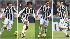 Juventus, ecco la situazione degli infortunati