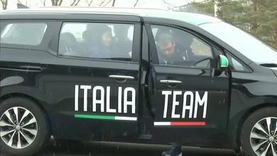 MalaGoggia, l'abbraccio dello sport italiano