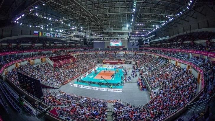 Volley: la Final Six della Volleyball Nations League Femminile a Nanchino