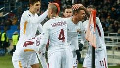 Champions League, Roma qualificazione a rischio