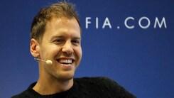 F1 Ferrari, Sebastian Vettel: «Non vedo l'ora di andare in pista»