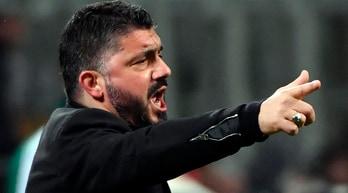 Milan, Gattuso: «Il mio futuro? Chiedete alla società»