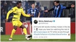 Batshuayi ai tifosi dell'Atalanta: «Io scimmia? Ora guardate la tv»