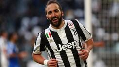 Juventus, Higuain punta la Coppa Italia