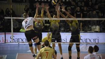 Volley: Superlega,  Sora batte Castellana e l'aggancia in classifica