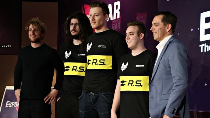 Vitality e Renault: una partnership per Rocket League!