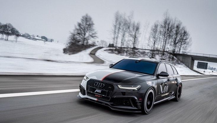 ABT RS6+ Phoenix: la station Audi da 730 cavalli