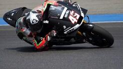 MotoGp Aprilia, test aerodinamici per la RS-GP