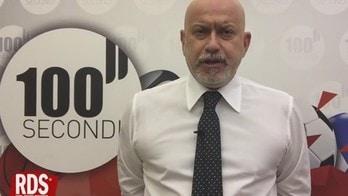I 100 secondi di Paolo De Paola: «Juventus e Napoli: le differenze»